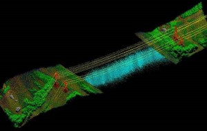 LiDAR is able to identify vegetation clearance concerns that are not found in routine patrols.